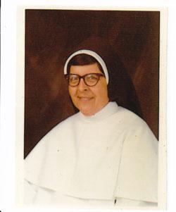 Sister Mary Ventura O.P.